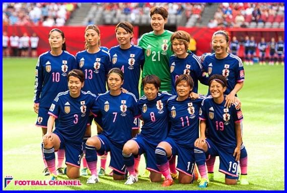 なでしこジャパン2016敗因はメンバーの相性?弱いとこ見せない孤高の大儀見との相性は?