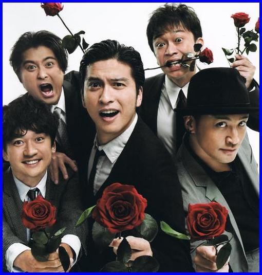 TOKIOのメンバーは仲良しなの?長瀬が孤独を感じている?
