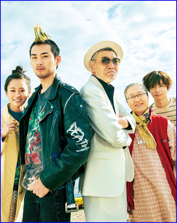 「モヒカン故郷に帰る」の松田龍平と前田敦子が意外な関係?性格は影響している?