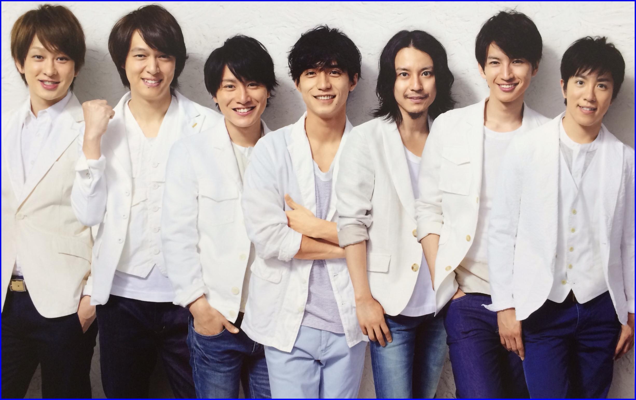 関ジャニ∞(エイト)のメンバーで仲良しコンビは?
