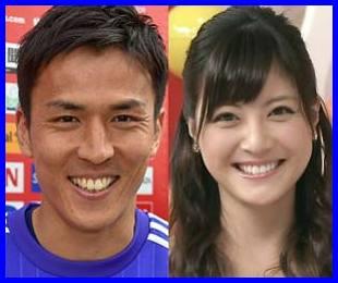 長谷部誠と佐藤ありさが結婚!その仲良し度もアモーレですが何か。