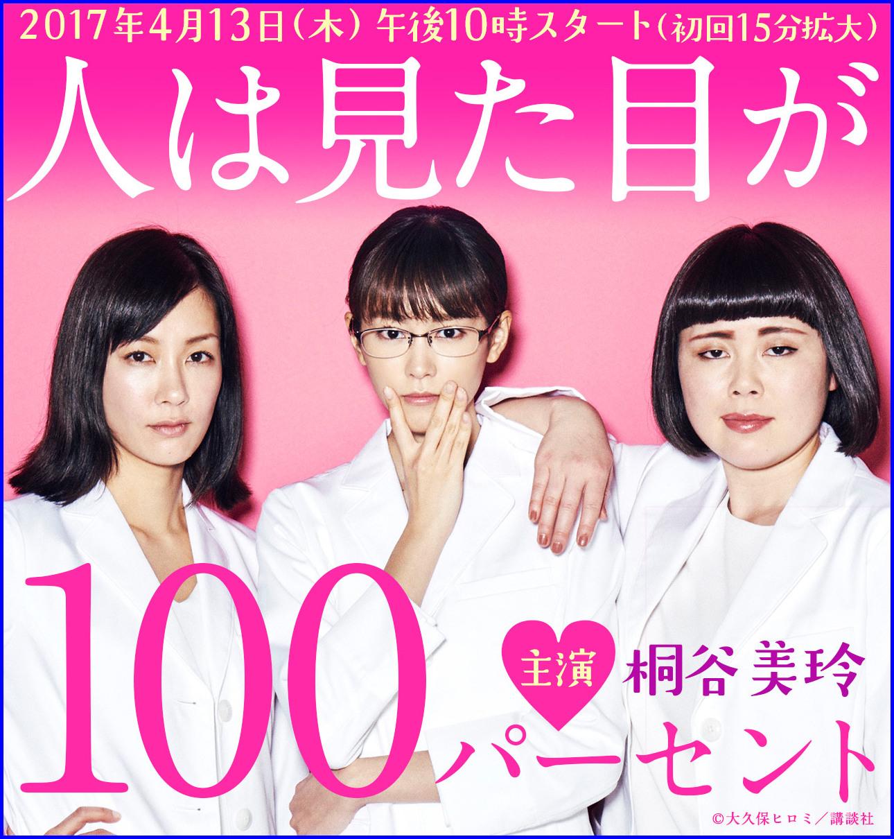 人は見た目が100パーセントのキャスト桐谷美玲とブルゾンちえみの仲が最悪!?